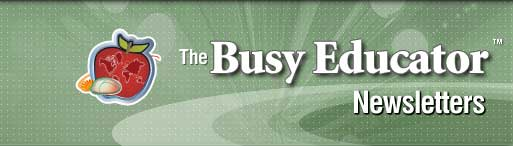 Busy Educator Logo