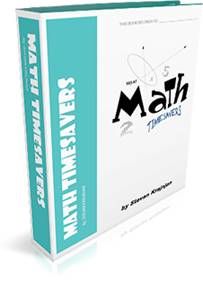 Math Timesavers - often used classroom math forms, printable, from http://www.timesaversforteachers.com
